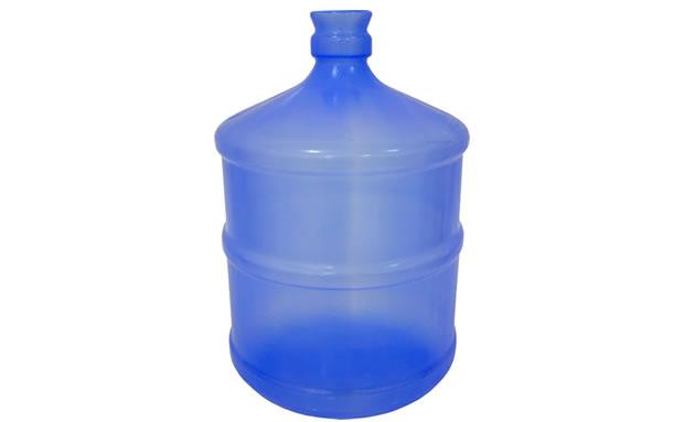 Validade dos garrafões agora é lei e a Samplás obedece.